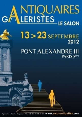 ANTIQUAIRES GALERISTES - LE SALON, installation view