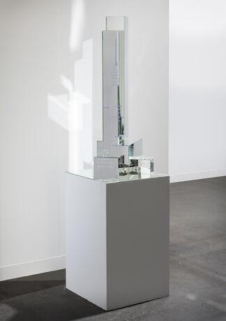 Galerie Hans Mayer at Art Basel 2015, installation view