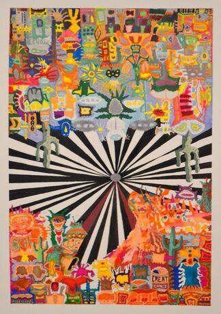 Ro2 Art at Texas Contemporary 2015, installation view