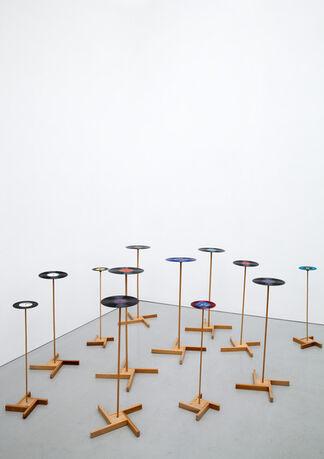 B. Wurtz, installation view