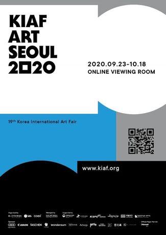 GALLERY JOY at KIAF 2020, installation view
