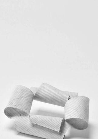 """vol.44 Hiroto Nakanisi Tomomi Matsunaga """"KATACHI"""", installation view"""