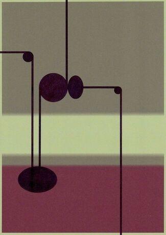 #spring - Richard Caldicott, Paolo Giardi, Brian Hubble, installation view