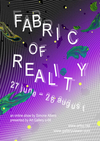 Fabric of Reality, installation view