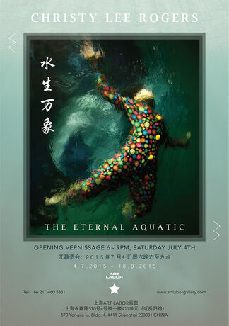 THE ETERNAL AQUATIC 水生万象 - Christy Lee Rogers, installation view
