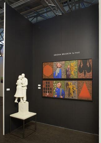 Meyerovich Gallery at Art Market San Francisco 2016, installation view