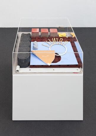 Galerie nächst St. Stephan Rosemarie Schwarzwälder at Art Austria 2017, installation view