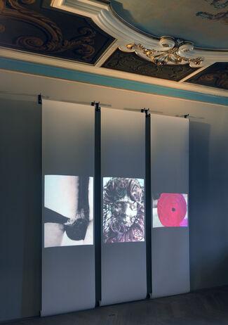 André de Jong. Revelations, installation view