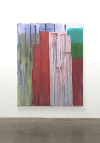 Tony Beauvy: New Paintings, installation view
