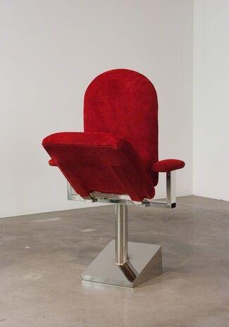 Barbara Seiler at Frieze NY 2014, installation view