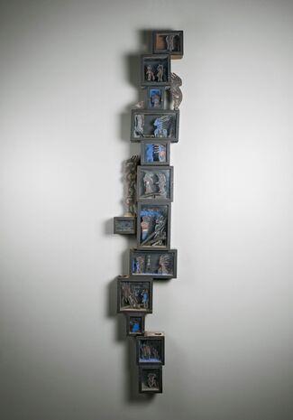Les Mutants, by Soly Cissé, installation view