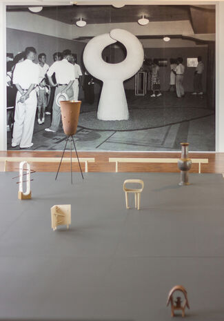 Highlights from the Collection: Iconic Display, installation view