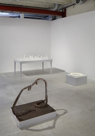 Malia Jensen: Stuff and Things, installation view