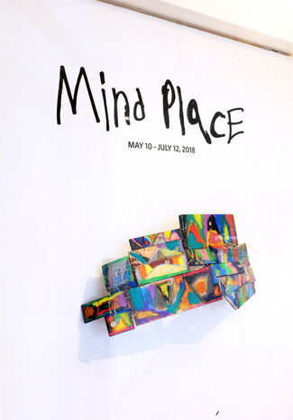 Mind Place, installation view