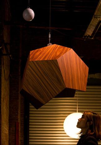 Noguchi Museum at Collective Design 2017, installation view