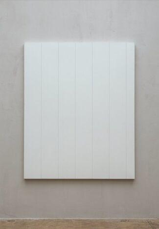 Galerie Knoell, Basel at Art Düsseldorf 2018, installation view