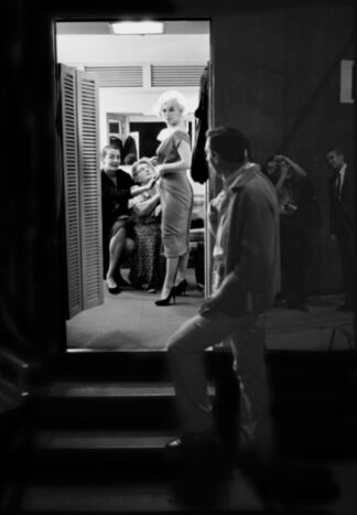 MARILYN & ME - Lawrence Schiller, installation view