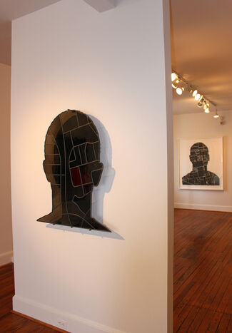 Ben Durham: Doubling and Doubt, installation view
