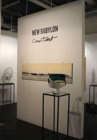 Borzo modern & contemporary art at Art Basel 2015, installation view