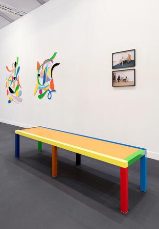 Esther Schipper at Frieze New York 2017, installation view