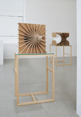 Julian Hoeber - The Inward Turn, installation view