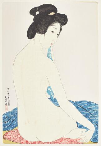 SHUNGA: Erotic Art from Japan, installation view