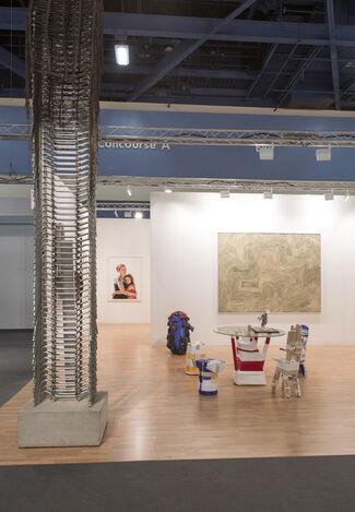 Salon 94 at Art Basel in Miami Beach 2014, installation view