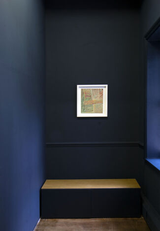Hellal Zoubir | Early works, installation view