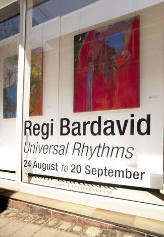 Universal Rhythms, installation view
