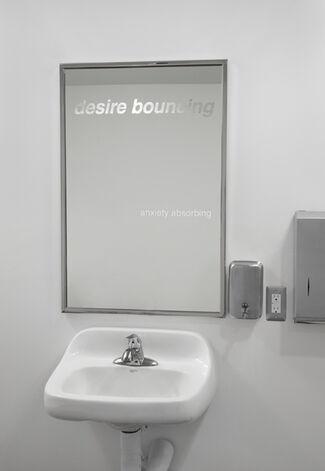 desire bouncing, installation view