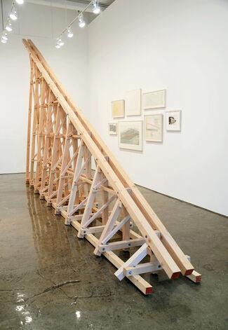 Cris Gianakos: RAMPWORKS, installation view