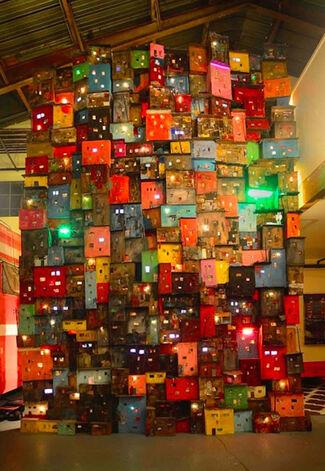 KRUPIC KERSTING    KUK at Seattle Art Fair 2017, installation view