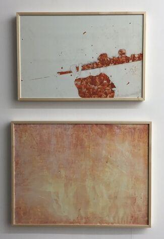 Garret Pruter, Traces, installation view