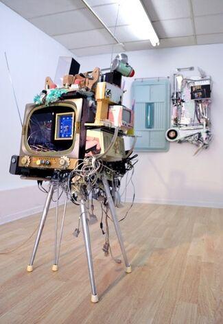 Indisposed Exorbitance, installation view