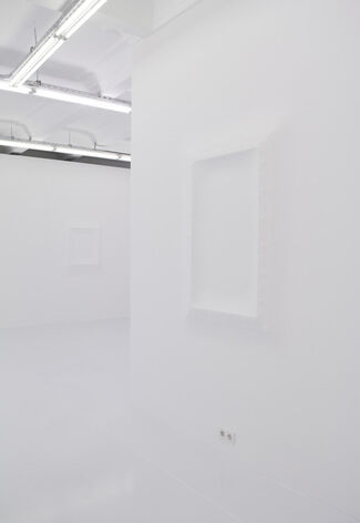 Mehmet Ali Uysal: Resim/Painting, installation view