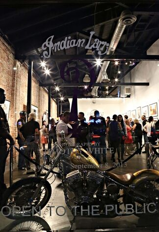 Indian Larry by Timothy White, installation view