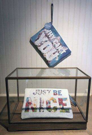 Trey Speegle: Political Animals, installation view