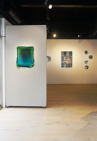 LAYERS OF TIME, installation view
