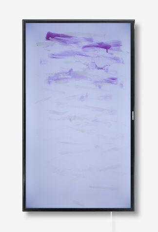 "Ken Okiishi: Eggleston und Andere, ""reality bites"", installation view"