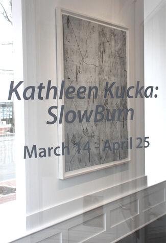 Kathleen Kucka: Slow Burn, installation view