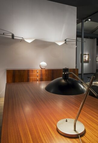 Galerie Pascal Cuisinier at PAD Paris 2014, installation view