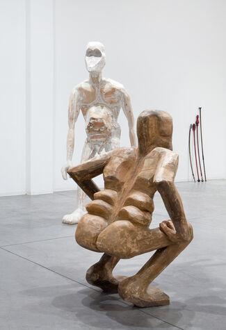 Titans / Shay Id Alony, installation view