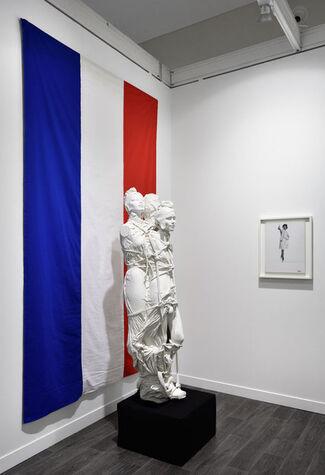 Galerie Christophe Gaillard at fiac 17, installation view
