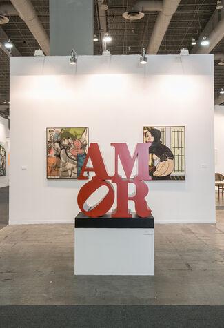 Kasmin at ZⓈONAMACO 2019, installation view