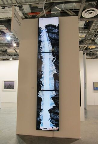 Kwai Fung Hin at Art Stage Singapore 2015, installation view