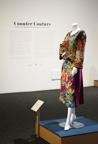 Counter-Couture: Fashioning Identity in the American Counterculture, installation view