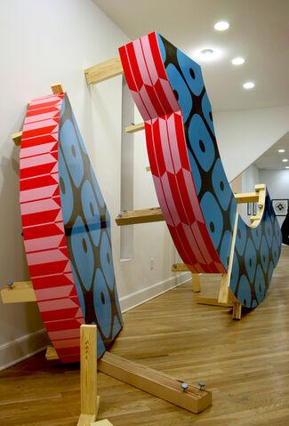 Kirsten Reynolds Structo, installation view