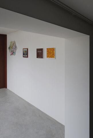 One way return, installation view