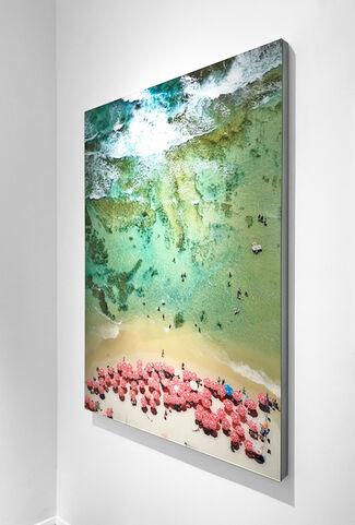 Endless Summer, installation view