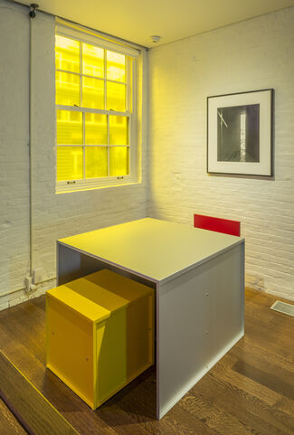 Architecture of Color: The Legacy of Luis Barragán, installation view